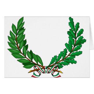 Tarjeta Comune de Ornamenti DA, Italia