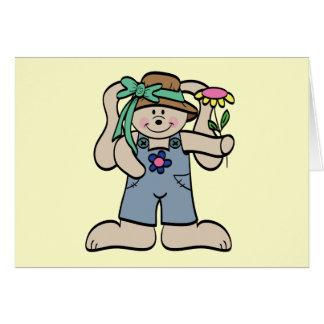 Tarjeta Conejito en camisetas y regalos del capo