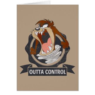 Tarjeta Control de TAZ™ Outta