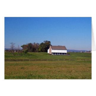 Tarjeta Copie (6) de la granja de la guerra civil