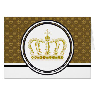 Tarjeta Corona de oro + sus ideas