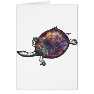 Tarjeta Cosmic turtle 3
