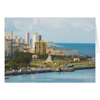 Tarjeta Costa de La Habana, Cuba