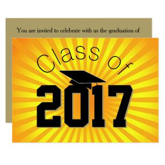 Tarjeta Cree su propio personalizar que la graduación