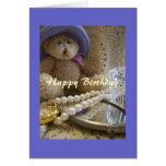Tarjeta cristiana PBR del feliz cumpleaños