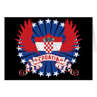 Tarjeta Croacia se fue volando