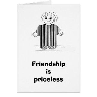 Tarjeta Cualquie ocasión/amistad