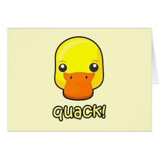 Tarjeta ¡Curandero! Pato