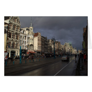 Tarjeta Damrak, Amsterdam