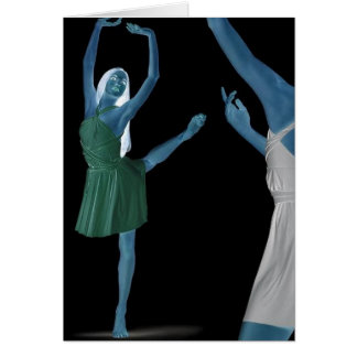 Tarjeta Danza creativa