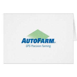 Tarjeta de AutoFarm
