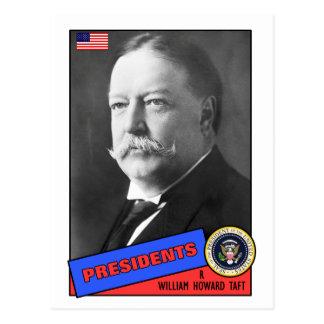 Tarjeta de béisbol de William Howard Taft
