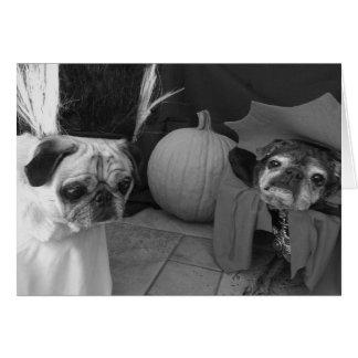 Tarjeta de Bumblesnot Halloween: Encanto en usted