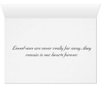 Tarjeta de condolencia para la pérdida de mascota