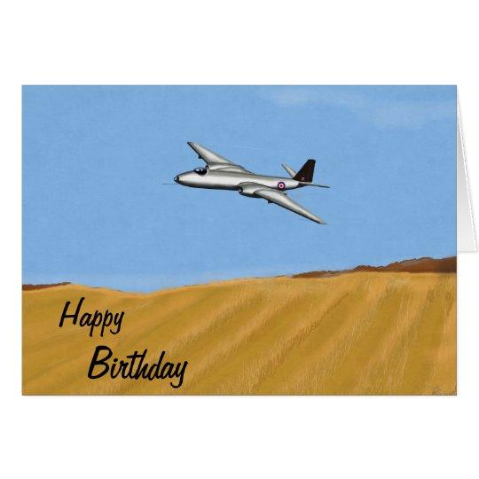 Tarjeta de cumpleaños de Canberra
