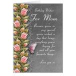 tarjeta de cumpleaños de la mamá - tarjeta de cump