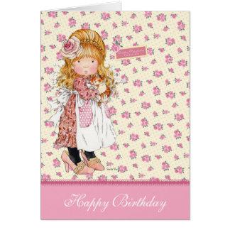 Tarjeta de cumpleaños de Sarah Kay