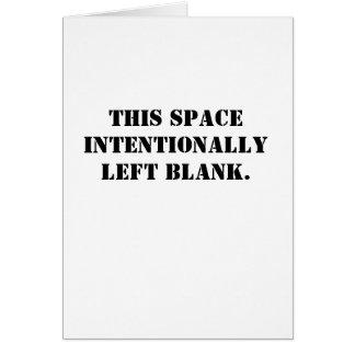 Tarjeta de cumpleaños divertida del espacio en