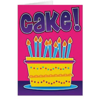 ¡Tarjeta de cumpleaños divertida para el hombre o  Tarjeta De Felicitación