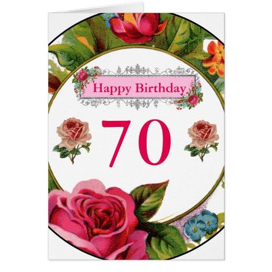Tarjeta de cumpleaños personalizada preciosa del