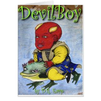 Tarjeta de Devilboy