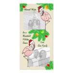 Tarjeta de felicitación alegre de la foto de los f tarjetas con fotos personalizadas