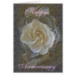Tarjeta de felicitación - aniversario feliz