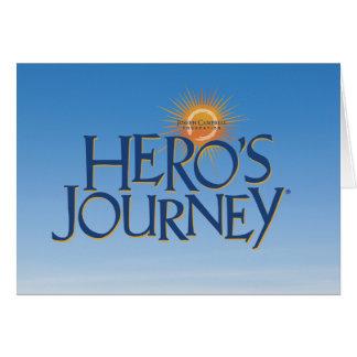 Tarjeta de felicitación del cielo de Journey® del