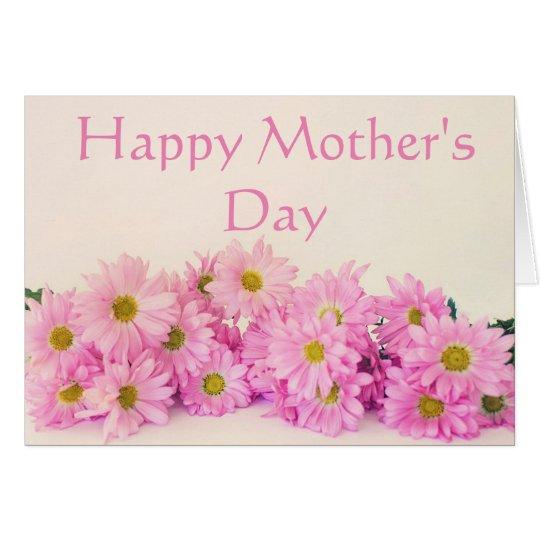 Tarjeta de felicitación del día de madres
