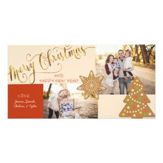 tarjeta de felicitación del navidad del