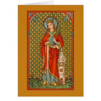 Tarjeta de felicitación del St. Barbara (JP 01) #2