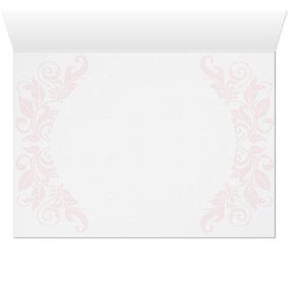 Tarjeta de felicitación, invitación del boda,