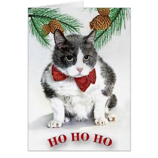 Tarjetas de Navidad con animales