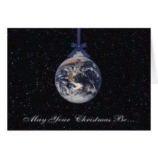 Tarjeta de felicitaciones del navidad de los