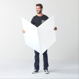 """Tarjeta de gran tamaño (24"""" x 36"""")"""