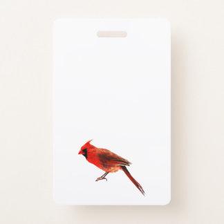 Tarjeta De Identificación Cardinal