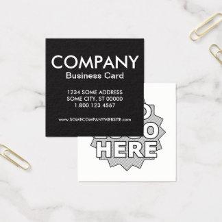 tarjeta de la compañía