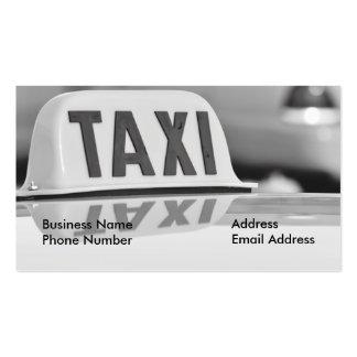 Tarjeta de la empresa de servicios del conductor d tarjeta de negocio