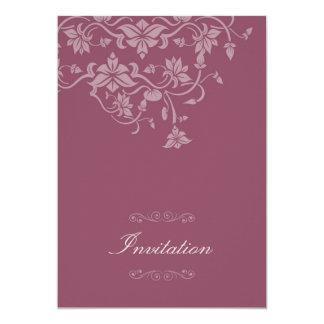 ¡Tarjeta de la invitación - para cualquier