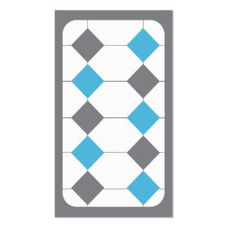 Tarjeta de la lealtad de la tarjeta de visita de l