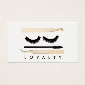 Tarjeta de la lealtad de LASHLIFE