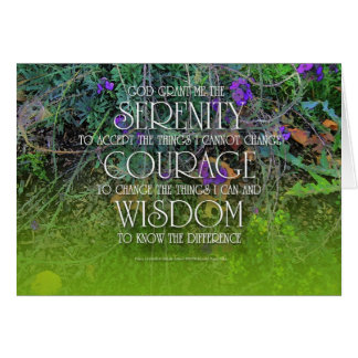 Tarjeta de la sabiduría 2 del valor de la
