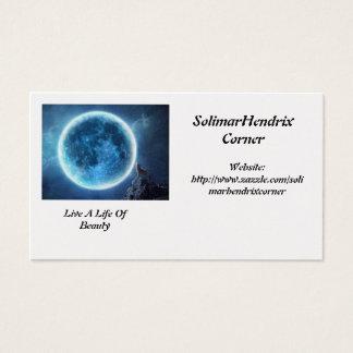 Tarjeta de la tienda de SolimarHendrixConer