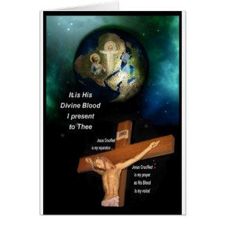 Tarjeta de Lenton para las personas religiosas