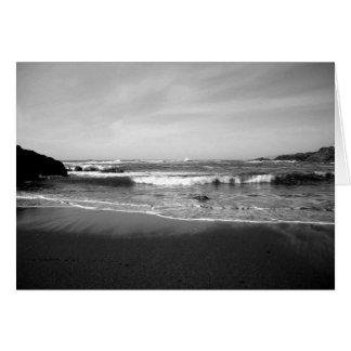 Tarjeta de marea del cambio de Oregon del Océano