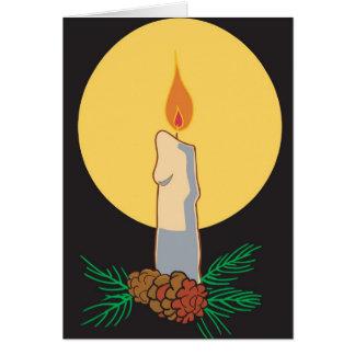 Tarjeta de Navidad, bendición irlandesa