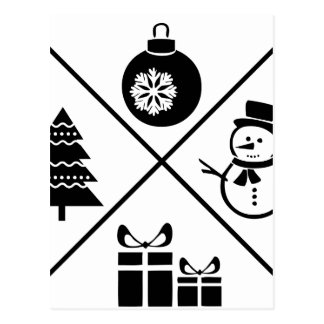Tarjeta de Navidad Chrsitmas