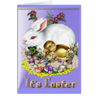 Tarjeta de Pascua 08