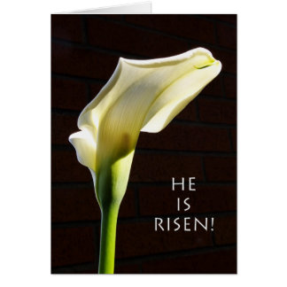 tarjeta de pascua religiosa