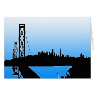 Tarjeta de San Francisco